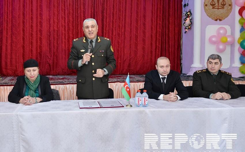 Начался процесс исполнения распоряжения президента Азербайджана о помиловании