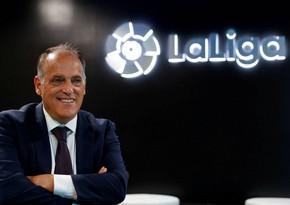 La Liqanın prezidenti: Superliqa futbolun ölümüdür