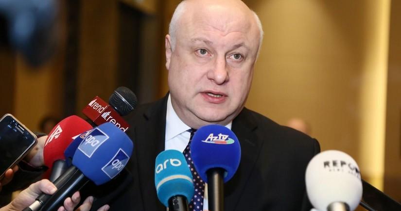 """ATƏT PA-nın prezidenti: """"Minsk Qrupunun fəaliyyəti gücləndirilməlidir"""""""
