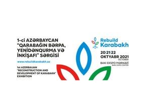 Fərid Məmmədov: Rebuild Karabakh-2021 sərgisində təqdimatlar keçiriləcək