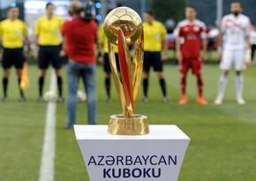 Azərbaycan Kuboku: Yarımfinalın bütün iştirakçıları müəyyənləşdi
