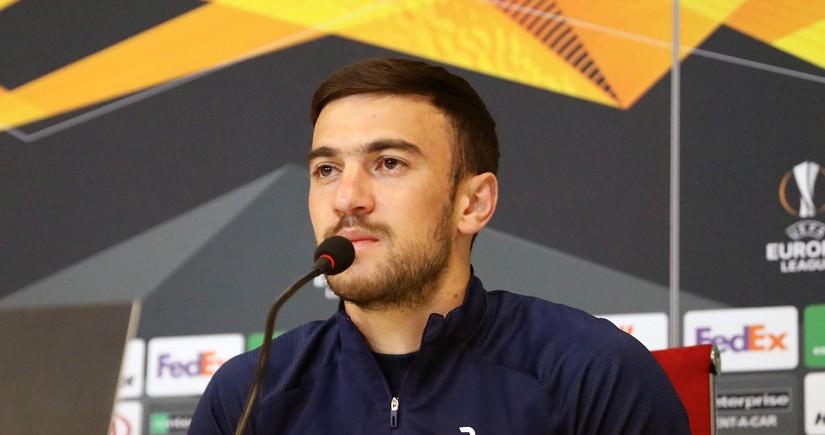 Qara Qarayev: Makkabi ilə oyunda xal qazanmağa çalışacağıq