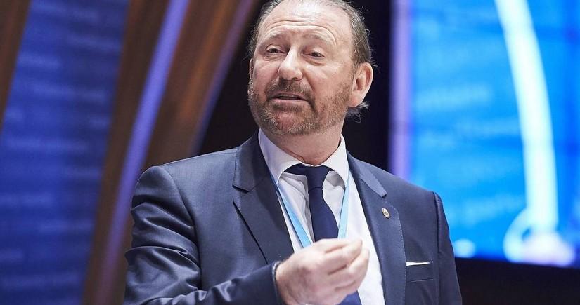 Belçikalı senator yenidən AŞPA-nın prezidenti seçilib