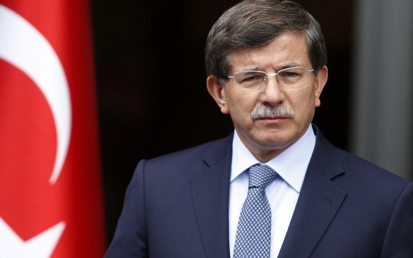 Turkish PM left for Azerbaijan