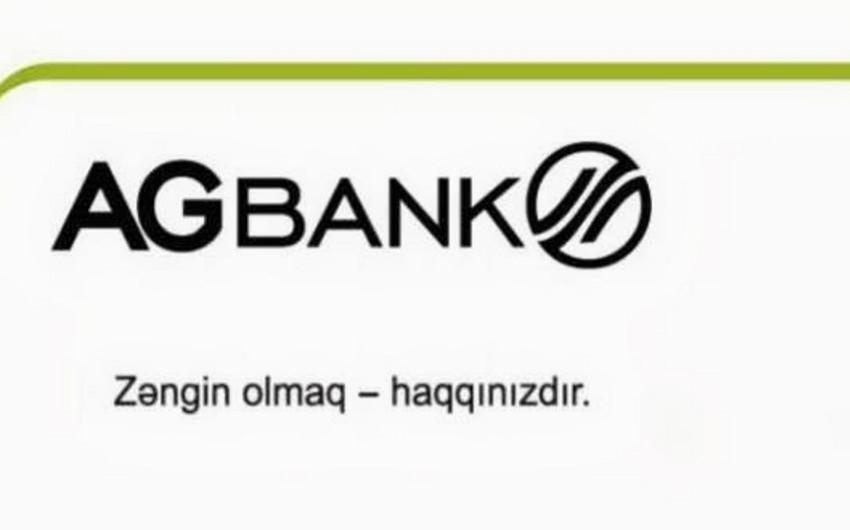 """""""AGBank""""ın zərəri 83% azalıb"""