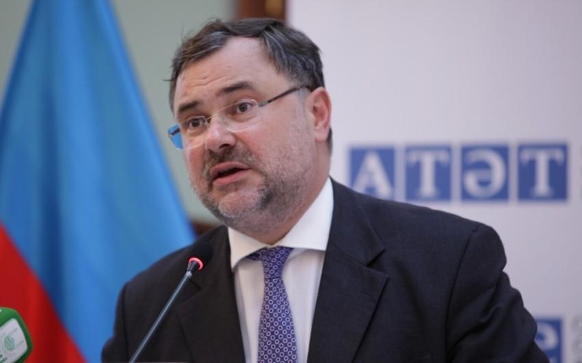 Приостановлено действие мандата представителя ОБСЕ в Азербайджане Алексиса Шахтахтинского