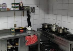 """""""Mərkəz Lahmacun"""" restoranı nöqsanlara görə bağlandı"""