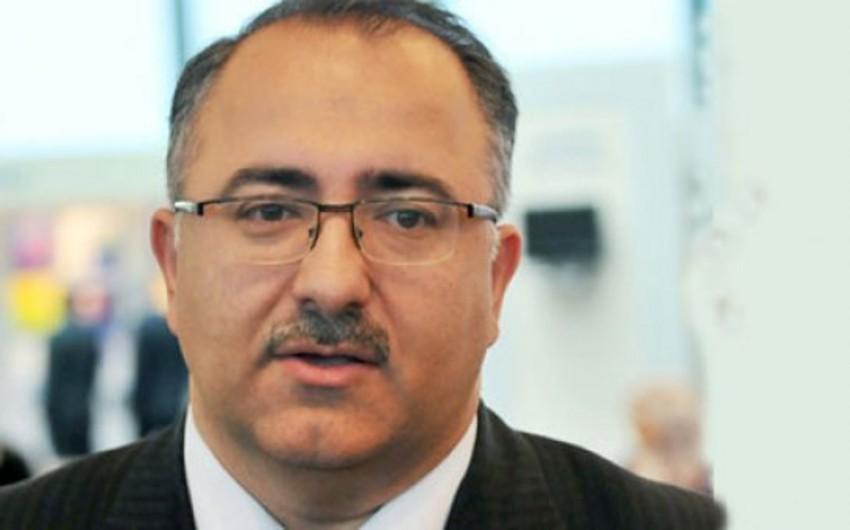 Azər Bayramov: Ötən il icmal büdcənin kəsiri proqnozdan 41 % az olub