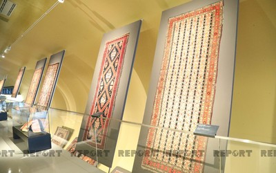 Karabakh history in carpet patterns