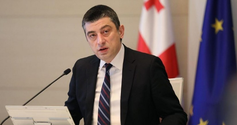 Georgian Prime Minister mulls region's situation with Turkish Ambassador