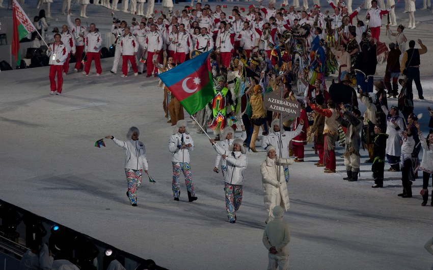 Azerbaijan's flag-bearer in Winter Olympics named