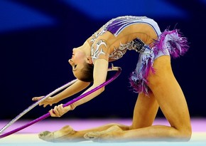 Millimiz bədii gimnastika üzrə Avropa çempionatında 2 medal qazandı
