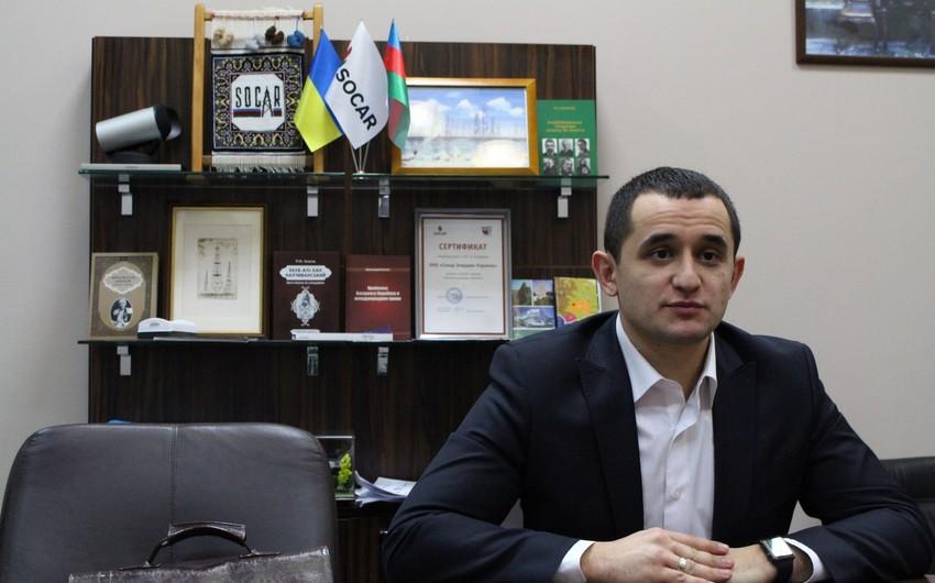 Bu il Ukraynada SOCAR brendi ilə 6-8 YDM-in açılması planlaşdırılır
