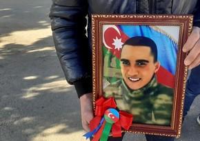 Похоронен шехид Отечественной войны, выросший в детском доме