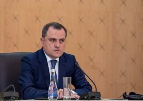 Джейхун Байрамов: Армения не заинтересована в переговорном урегулировании конфликта