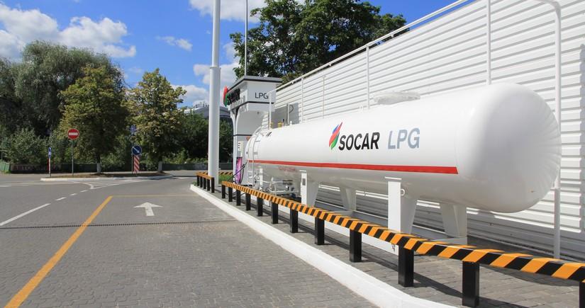 Bu ay SOCAR Ukraynaya 1,5 min ton LPG tədarük edib
