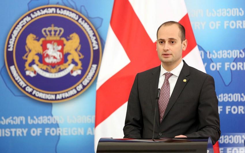 Georgian foreign minister to visit Azerbaijan