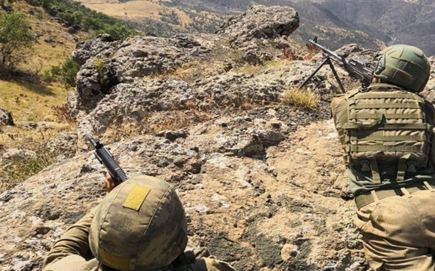 Türkiyə İraqın şimalında yeni hərbi əməliyyata başlayıb