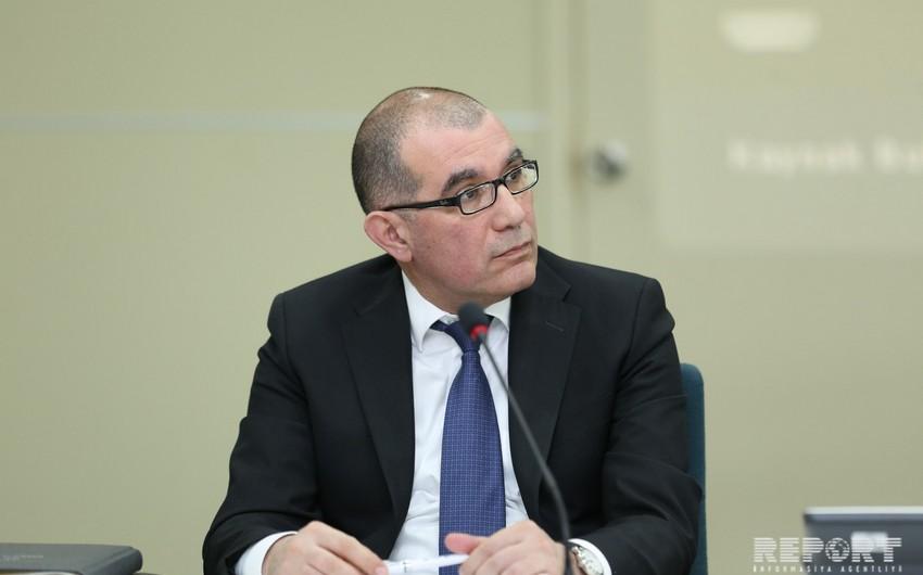 """Vüqar Abdullayev: """"Bank Standard""""ın satılan əmlakları ilə bağlı ictimaiyyətə məlumat verilir"""""""