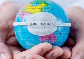 Dünyada son 3 ayda koronavirusa ən yüksək gündəlik yoluxma qeydə alındı