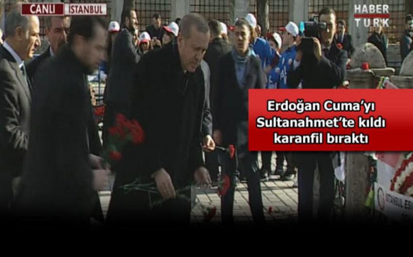 Rəcəb Tayyib Ərdoğan: İŞİD indiyədək Türkiyədə 10 dəfə terror aktı törədib