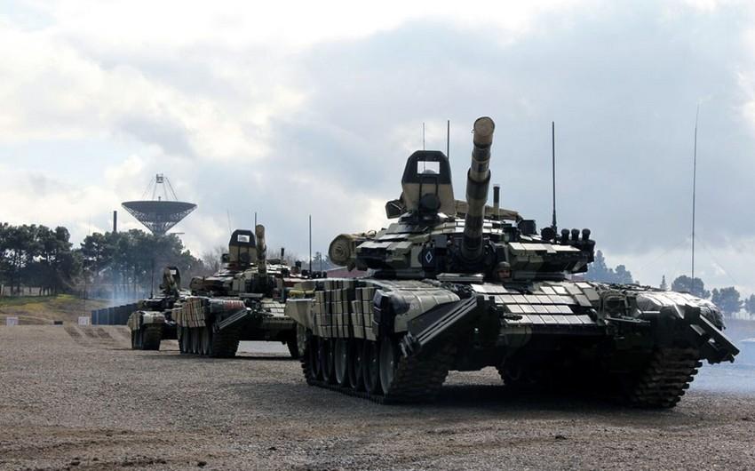 Azərbaycan ordusunda yeni tədris dövrü başlayıb