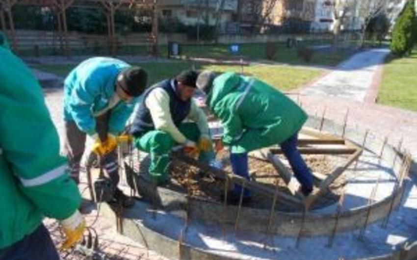 İzmit şəhərində Xocalı soyqırımı abidəsinin tikintisi başa çatır