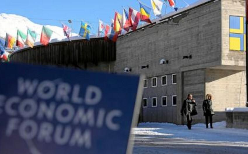 Ümumdünya İqtisadi Forumu yanvarın 21-24-də Davosda keçiriləcək