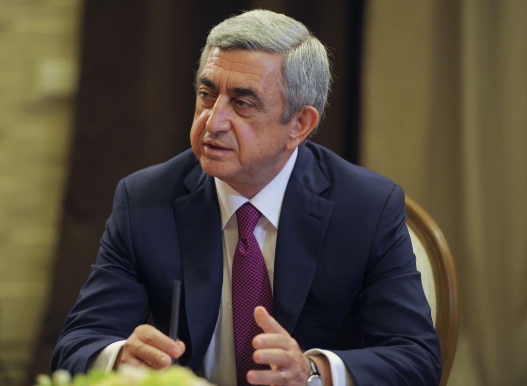Serj Sarqsyan