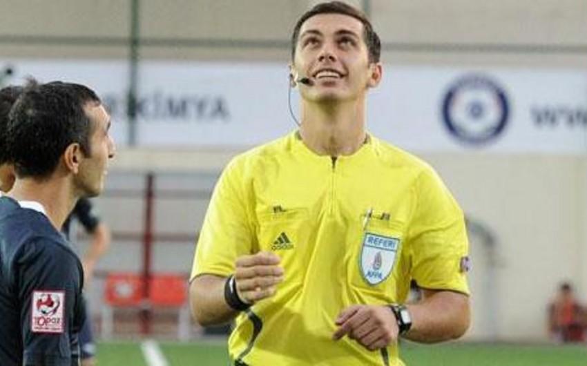 Neftçi - Qarabağ matçının hakimləri müəyyənləşib