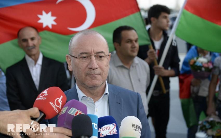 İlqar Rəhimov: İlk dəfə Qış Paralimpiya Oyunlarında iştirak etmək istəyirik