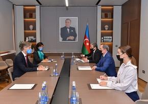 Ceyhun Bayramov: Azərbaycan BMT ilə əməkdaşlığa əhəmiyyət verir