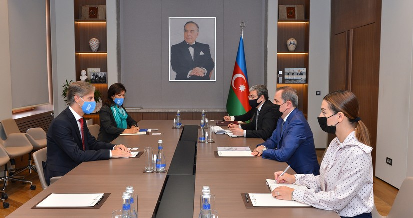Azerbaijan attaches great importance to co-op with UN, foreign minister says