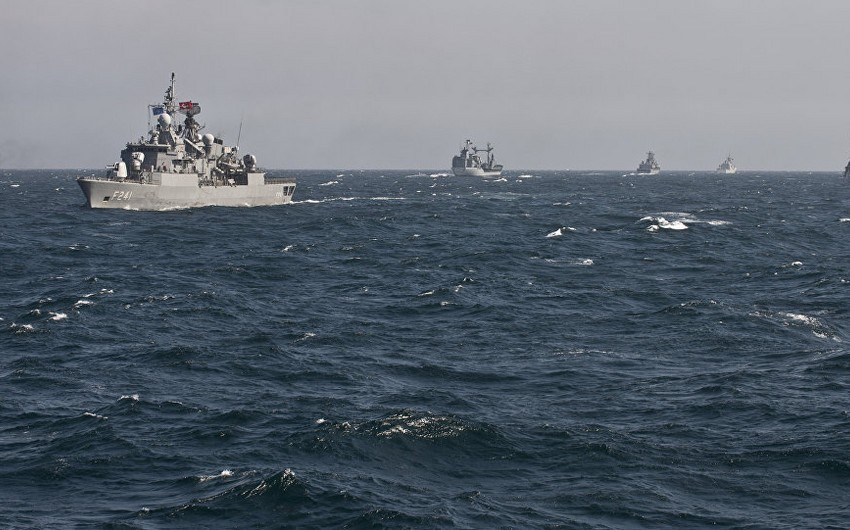 Британия направит корабли в Черное море в знак поддержки Украины