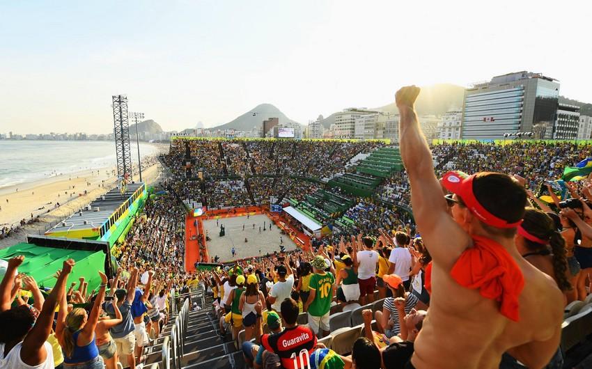 Bu gün Rio Olimpiadasında Azərbaycanın 5 idmançısı mübarizə aparacaq