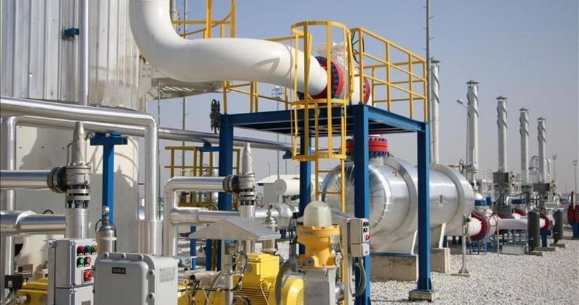 Газ в Европе продолжает дешеветь после рекордного роста