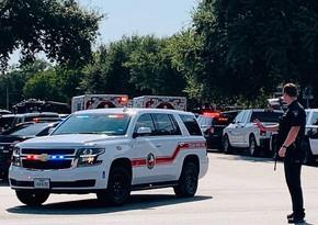 ABŞ-da atışma olub, polis zabitləri xəsarət alıb