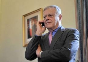 Монтескье: Если Франция поддержит одну из сторон конфликта, ей придется покинуть Минскую группу
