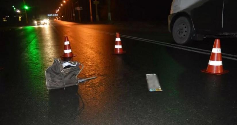 Sabunçuda avtomobil orta yaşlı qadını vuraraq öldürdü