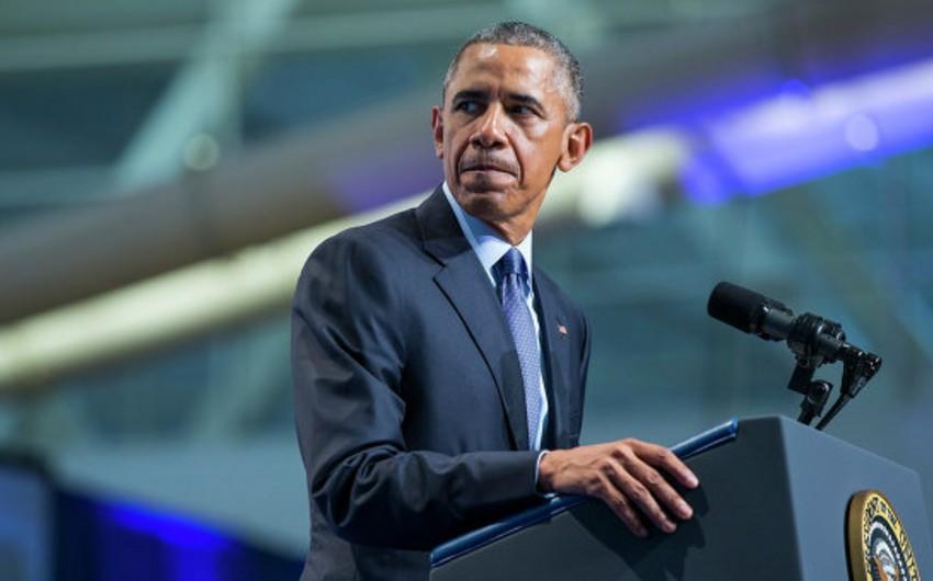 Obama İranla nüvə razılığına dəstək qazanmağa çalışır