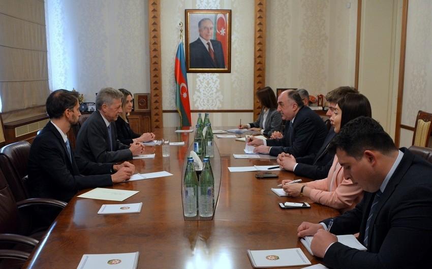 Аргентина заинтересована в развитии экономического сотрудничества с Азербайджаном