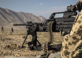 Армения нарушила режим прекращения огня 35 раз за сутки