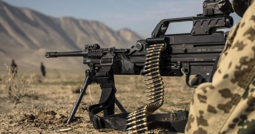 Armenians continue violating ceasefire