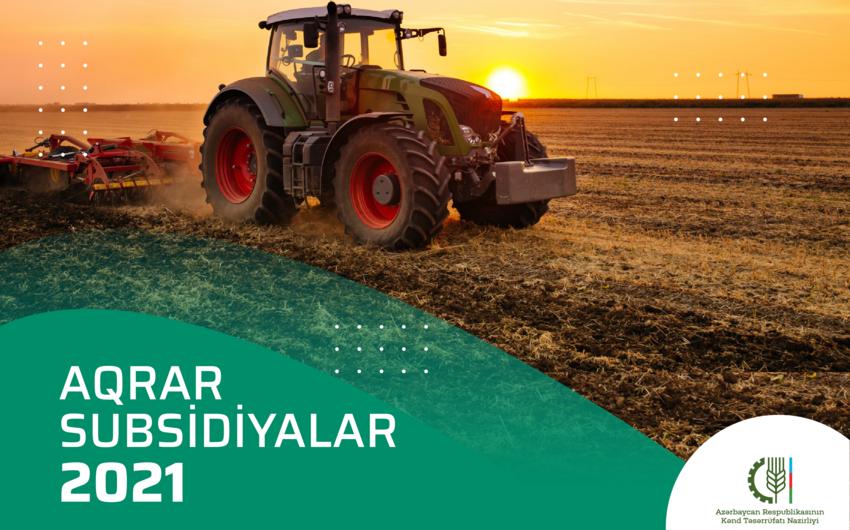 Aqrar Kredit və İnkişaf Agentliyi fermerlərə müraciət edib