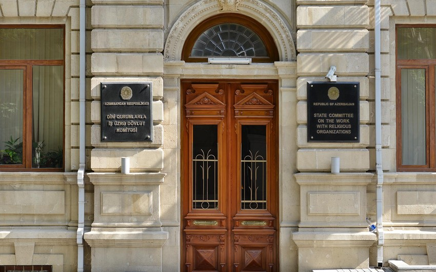 Ötən il Azərbaycanda 87 dini icmaya maliyyə yardımı ayrılıb