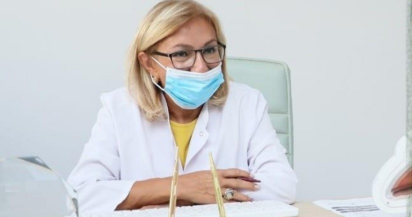 Azerbaijani hepatologist: COVID-19 can aggravate pathological processes in liver