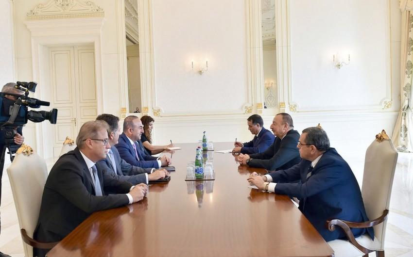 Президент Ильхам Алиев: Азербайджано-турецкое единство и дружба постепенно все более укрепляются