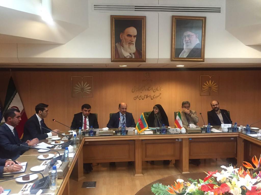 Azerbaijani and Iranian national libraries to ink MoU in Baku