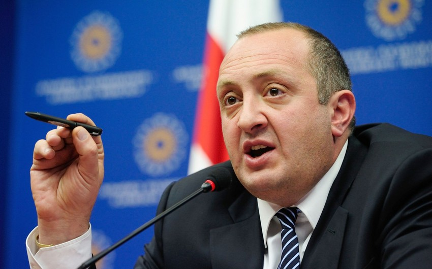 Gürcüstan prezidenti Ukraynaya səfər edəcək
