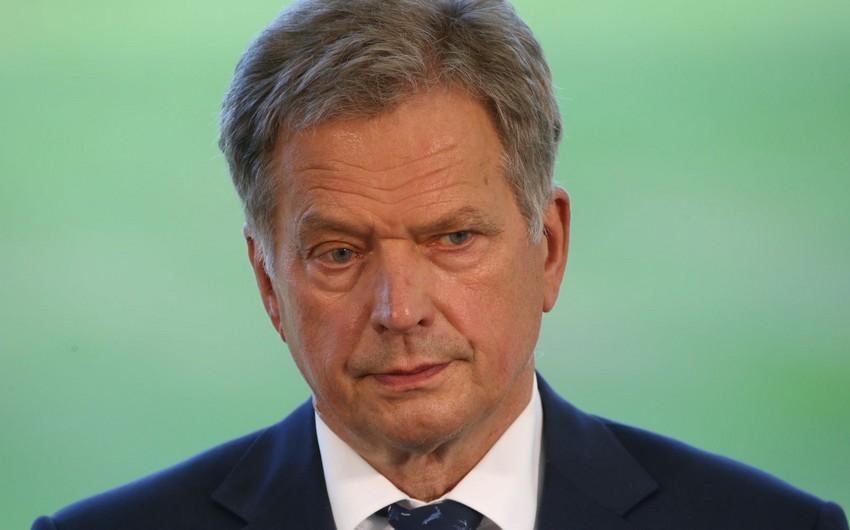 Finlandiya Prezidenti azərbaycanlı deputatın bir sıra suallarını cavablandırıb